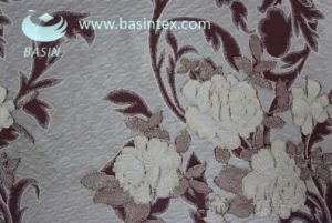 Furnishing Upholstery Jacquard Curtain Fabric (BS1013) pictures & photos