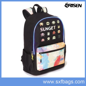 Fashion LED Laptop School Bag Student Backpack Bag pictures & photos