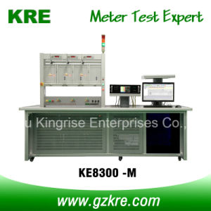 Class 0.02 3 Position Three Phase Meter Test Bench pictures & photos