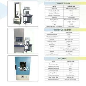 Laboratory Tensile Tester Equipment pictures & photos