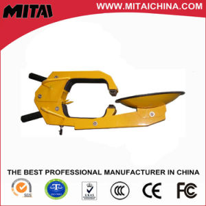 Yellow Security Wheel Clamp for Car