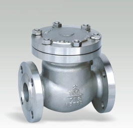 Flanged Swing Check Valve (H44H-16P) pictures & photos
