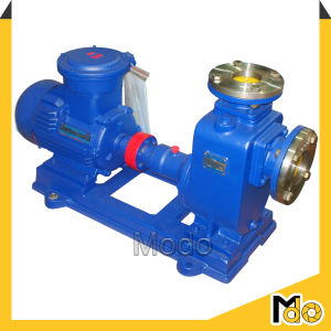 Horizontal Self Priming Pump for Pasty Material pictures & photos