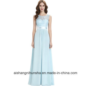 d5aa9c85726f China Evening Dresses Long Designer Evening Gowns Chiffon Lace Prom ...