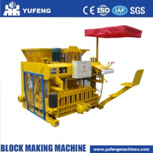 Block Machine Dmyf-6A Egg Laying Block Machine/Hollow Block Machine