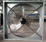 The Pressure Driect Drive Exhaust Fan with High Air Volume