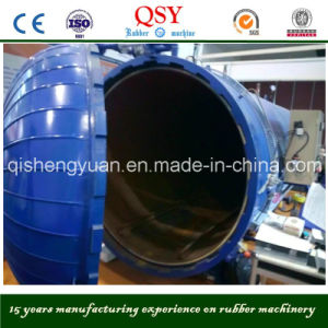 Qsy Factory Price of Tire Vulcanizing Tank for Tire Retreading pictures & photos