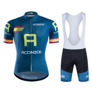 Custom Sportswear Manufacturer Race Cut Cooling Fabrics Cycling Jersey Set