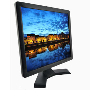 "22"" LCD CCTV Monitor with Metal Case for CCTV pictures & photos"