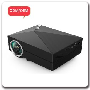 1000 Lumen Multimedia Home Theater Pico LED Projector