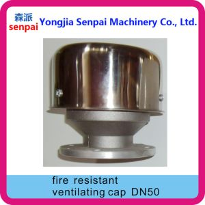 Aluminum Alloy Dn50 Fire Resistant Ventilationg Cap/ Fire Resistant Cap pictures & photos