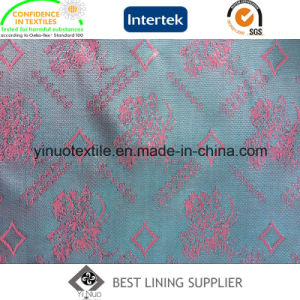 High Quality Jacquard Men′s Suit Lining Fabric China Supplier pictures & photos