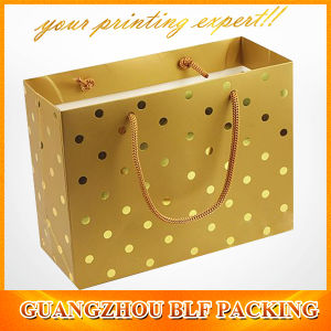 Recycled Paper Bags Wholesale (BLF-PB121) pictures & photos