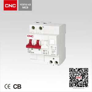 Residual Current Circuit Breaker with Over Current Protection (YCB7LE-63) pictures & photos
