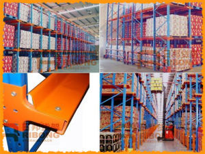 Steel Warehouse Drive in Racking Systems
