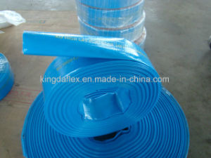 "3/4""-16"" Agriculture PVC Layflat Water Discharge Hose pictures & photos"
