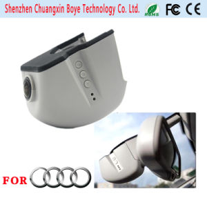 HD Hidden Car Camera Recorder/WiFi Controling DVR for Audi A1