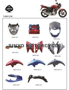 Wholesale Ybr125 Motorcycle Spare Parts for Honda pictures & photos