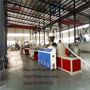 PVC WPC Construction Board Machine