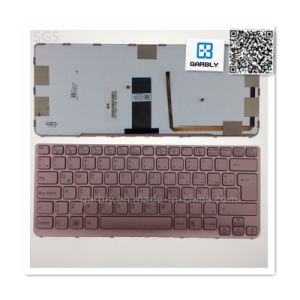 La Laptop Notebook Keyboard for Sony Sve14AA12t Sve14A18ec Ve14A16ec
