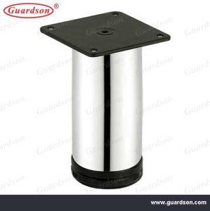 China Steel Adjustable Furniture Leg Stainless Steel Are Available