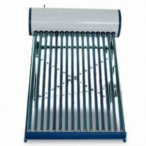 Non-Pressurized Solar Water Heater & Solar Water Heating