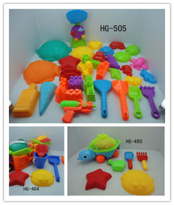 EN 71 Approved Plastic Summer Beach Toys