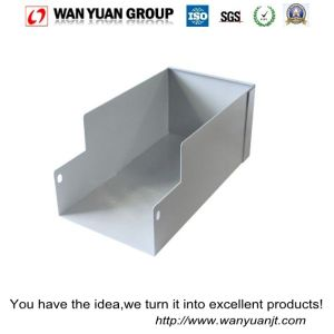 High Precision White Coating Sheet Metal Fabrication Part