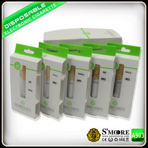 Hot Sale Electronic Cigar, Healthy Electronic Cigarette, Electronic Cigaretts (A903)