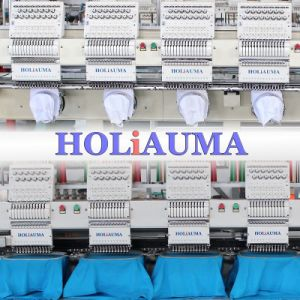 Computerized Operation Multi Heads Embroidery Machine 4 Head Embroidery for Sale pictures & photos