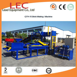 2016lqt4-15 New Brick Making Machine pictures & photos