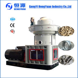 ISO Approved Tree Branches Pellet Making Machine