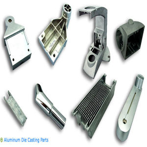 Aluminium Die Casting Auto Spare Part pictures & photos