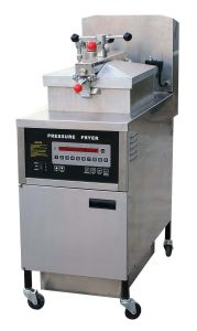 Electric Ventless Chicken Fryer (CE) pictures & photos
