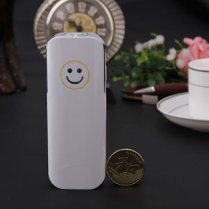 Smile Face Mobile Phone Power Bank 4400mAh pictures & photos