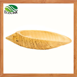 Natural Bamboo Root Fruit Tray for Daily Use pictures & photos
