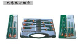 Insulated Screwdriver Set for Electrician