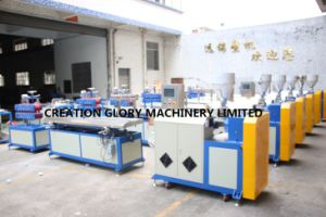 Stable Performance High Capacity Plastic Profile Extruding Manufacturing Machinery pictures & photos