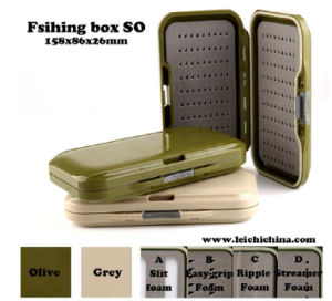 2015 Super Design Waterproof Fly Box pictures & photos