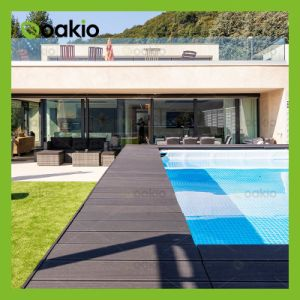 Stable and Durable Outdoor Capped Composite Decking Board