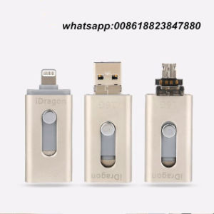 China For Iphone Flash Drive External Storage Memory