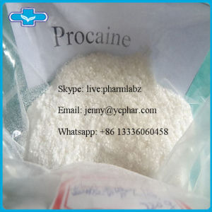 Hot Sale Local Anesthetic Procaine with Delivery Guarantee pictures & photos
