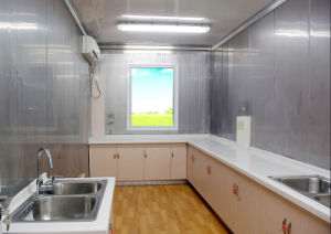 Container House Used for Kitchen (SU-C157) pictures & photos
