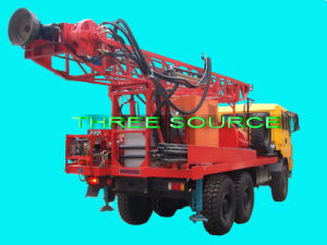 Truck Mounted Drilling Rig (TST-150)