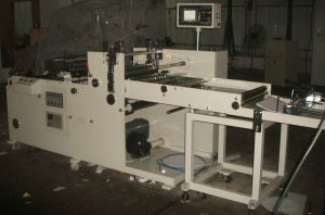 Rotary Die Cutting and Sheeting Machine pictures & photos