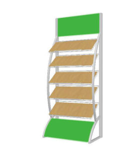Flooring Display Rack Exhibition Stand