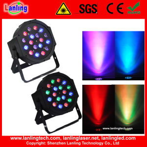 18X3w RGB LED PAR Light pictures & photos