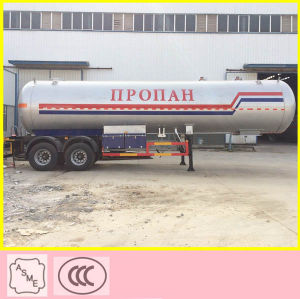 ASME Standard 40500 Litres LPG Gas Tanker Trailer pictures & photos