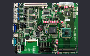 Firewall Motherboard, Soft Routher, Atom Moterhboard With 4xgiga LAN pictures & photos