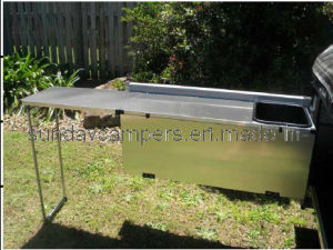 Camping Kitchen for Camper Trailer 7X4 or 7X6 pictures & photos